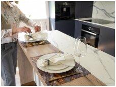 Baro stalas gali būti praktiškas ir patogus. Kaip jį serviruoti?