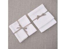 Balto lino dovanų rinkinys