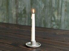 Keramikinė žvakidė pilka