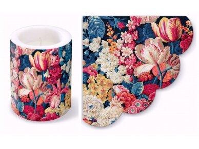 """Popierinės servetėlės """"Flower Splendor"""" 2"""