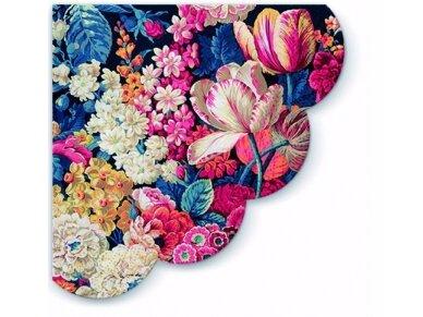 """Popierinės servetėlės """"Flower Splendor"""""""
