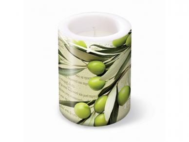 """Popierinės servetėlės """"Greek olives"""" 2"""