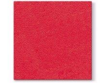 Servetėlė raudona Airlaid, red