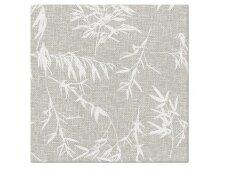 "Servetėlės ""Bambukai "" Airlaid, Bamboo pattern"