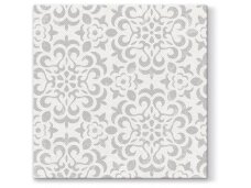 Servetėlės pilkos Airlaid, Ornament grey