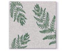 Servetėlės žalios Airlaid, Fern Leaf green