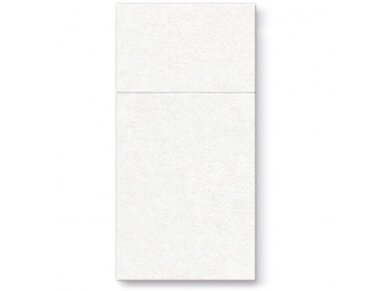 Servetėlė įrankiams balta Airlaid, white