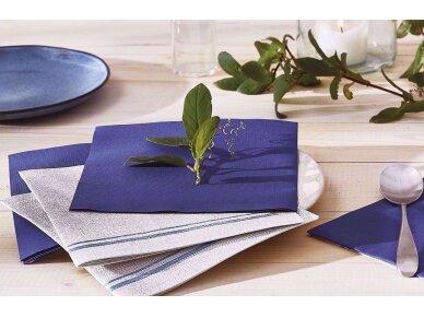 Servetėlė įrankiams mėlyna Airlaid, dark blue 2
