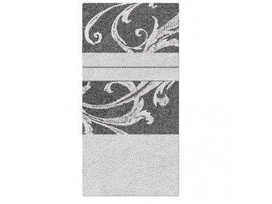 Servetėlė įrankiams pilka Airlaid, Fabric ornament