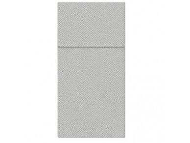 Servetėlė įrankiams šviesiai pilka Airlaid,  light grey