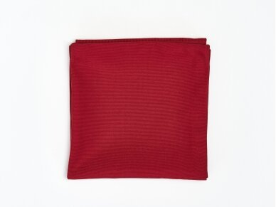 Servetėlė raudona 45 x 45 cm