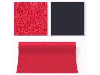 Servetėlė raudona Airlaid, red 2