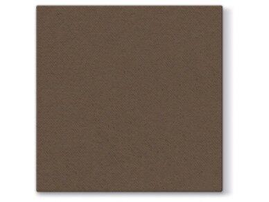 Servetėlė ruda Airlaid, brown