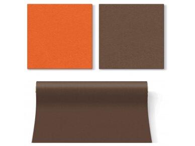 Servetėlė ruda Airlaid, brown 6