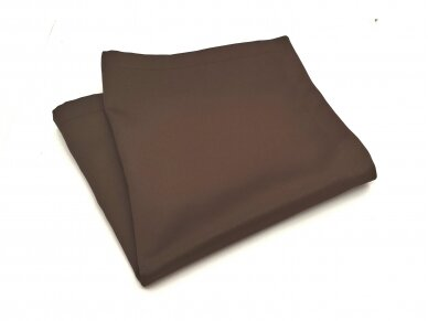 Servetėlė ruda blizgi 45 x 45 cm 2