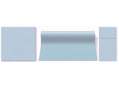 Servetėlė šviesiai mėlyna Airlaid, light blue 3