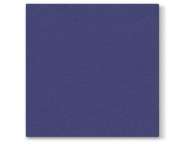 Servetėlė tamsiai mėlyna Airlaid, dark blue