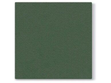 Servetėlė žalia Airlaid, dark green