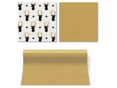 """Servetėlės """"Elniai"""" Airlaid, Deer pattern 2"""