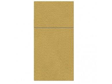 Servetėlės įrankiams auksinė Airlaid, gold