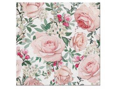 """Servetėlės """"Nuostabios rožės"""" Airlaid, Gorgeous roses"""