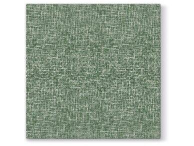 Servetėlės žalios Airlaid, Linen Structure green