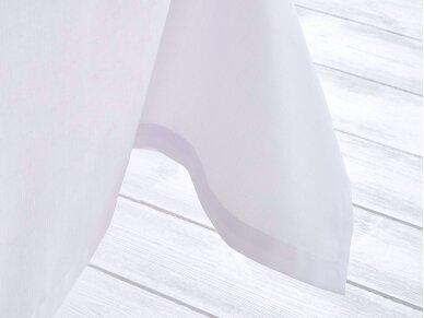 Staltiesė atspari dėmėms balta 2