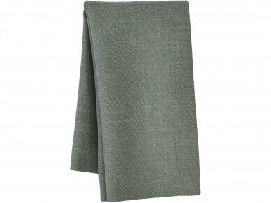 Staltiesė atspari dėmėms staltiesė LOFT, nendrių žalia