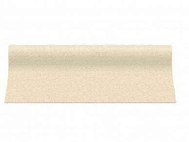 Staltiesė kreminė plėšoma Airlaid, cream