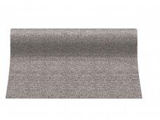 Takelis  lino struktūros rudas Airlaid, linen structure brown