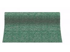 Takelis  lino struktūros žalias Airlaid,  Linen Structure green