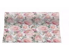 Takelis rausvas Airlaid, Gorgeous roses