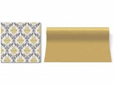 Takelis auksinis Airlaid, gold 2