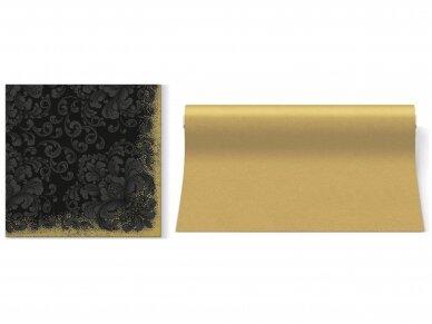 Takelis auksinis Airlaid, gold 3