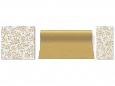 Takelis auksinis Airlaid, gold 4
