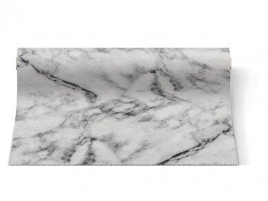 Takelis marmuro rašto Airlaid, Marble