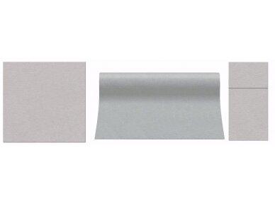 Takelis šviesiai pilkas Airlaid, light grey 3