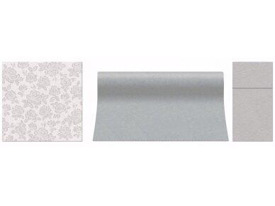 Takelis šviesiai pilkas Airlaid, light grey 4