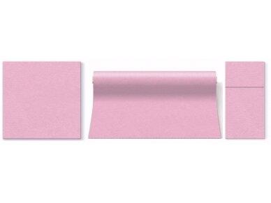 Takelis šviesiai rausvas Airlaid, light rosa 3