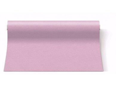 Takelis šviesiai rausvas Airlaid, light rosa