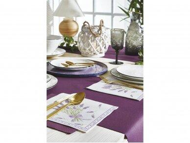 Takelis violetinis Airlaid, plum 2