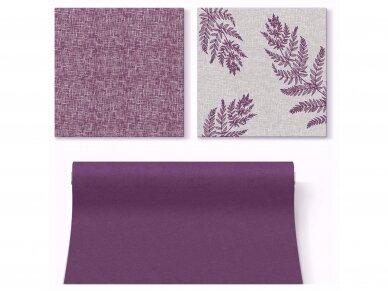 Takelis violetinis Airlaid, plum 3