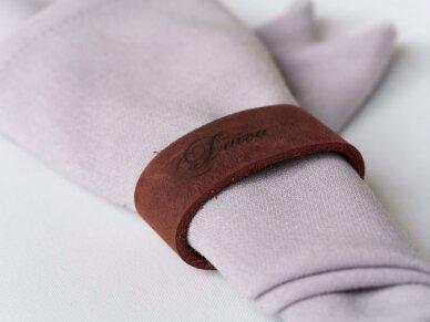 """Žiedai servetėlėms """"Odinukas"""" 5"""