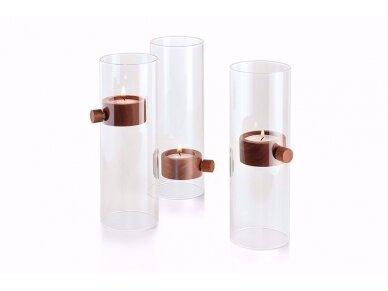 Žvakidės cilindre LIFT